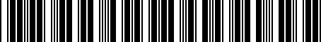 Barcode for PT39835160